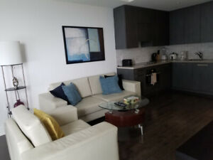 June 20: Spacious downtown furnished suite @ Yonge & Front