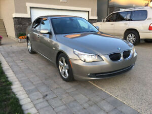 2008 BMW 535Xi AWD, No accidents, Low kms, Daily driver