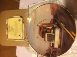 Collector Plates Transport Trucks