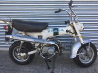 1975 Honda DAX st70 monkey bike,project,restoration,barn find