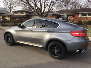 BMW X6 5.0i  BEAUTIFUL IN EXCELLENT CONDITION, AMAZING CAR