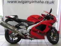 2004 APRILIA RSV1000 MILLE IMMACULATE STANDARD BIKE WITH SEAT COWL AND STD SEAT