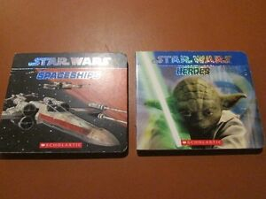 STAR WARS Books various prices