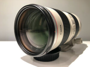 Canon 70-200 2.8L IS