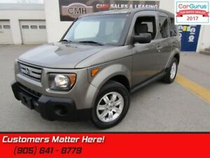 2008 Honda Element EX-P