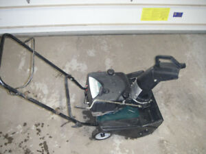sears 21 inch snow blower