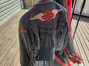 Harley leather jackets