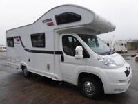 Elddis Autoquest 180 6 berth rear lounge coachbuilt for sale ref;15158