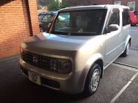 Nissan Cube 1.4 Automatic 1 Year Mot Excellent Car well sort after