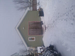 16 x 16 Shed