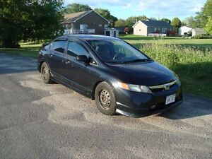 2006 HONDA CIVIC 4DR $4000 TAX'S IN CHANGED INTO UR NAME