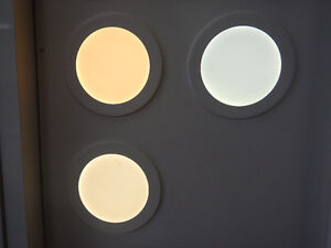 LED 4'' Slim panel/pot light 6W=60W cUL certified IC Rated Stratford Kitchener Area image 7
