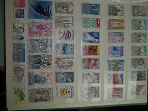 Timbres/Stamps 5200 originals from 140 countries Gatineau Ottawa / Gatineau Area image 7