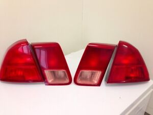Honda Civic 4DR Back Tail Lights YR '01-'05 STILL AVAILABLE cash