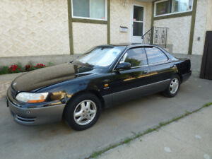 1992 Toyota (Lexus )Windom imported from Japan R.H. Drive