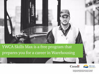 FREE Forklift/Warehouse Training For Youth