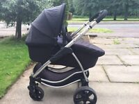 ICandy Strawberry pram and buggy