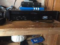 Pro sound amp 200