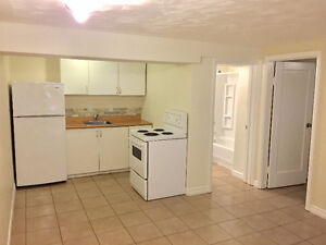 Bright, Clean, Renovated 1 Bedroom Close to Bus Route and Parks
