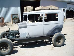 Ford Model A bodies