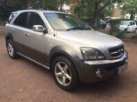 KIA Sorento 2.5 CRDi XT SUV 5dr Diesel Automatic (223 g/km, 138 bhp) HPI CLEAR+6 MONTHS WARRANTY
