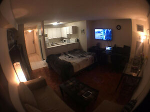 FULLY FURNISHED DOWNTOWN CONDO UNIT AT BLOOR AND YONGE!