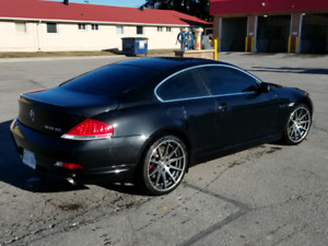 2004 BMW 645ci  FOR SALE $6000.00 OBO