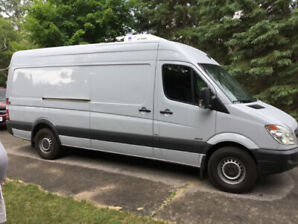 2013 Mercedes-Benz Sprinter, Diesel, Reefer