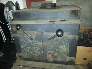 Wood stove buy sell items tickets or tech in for Lakewood wood stove