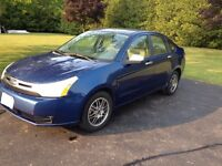 """2008 Ford Focus SE.  """" One Owner """""""