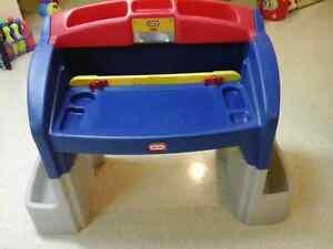 Children's Activity Desk with Storage (Little Tikes)