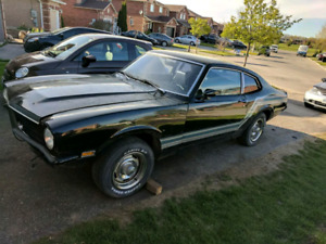 1970 FORD MAVERICK ON GBODY CHASSIS