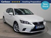 2014 LEXUS CT 200h 1.8 Advance 5dr CVT Auto