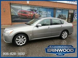 2006 Infiniti M35x X / AWD / Navi / RV Cam / DVD / Loaded !!!