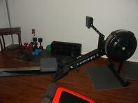 Concept 2  air rower