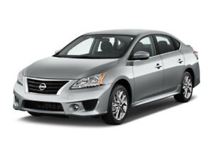 NISSAN SENTRA BRAND NEW BODY PARTS FITS 2013-2015