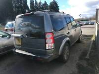 LAND ROVER DISCOVERY 4 HSE 5.0 PETROL + LEFT HAND DRIVE [2011-11]