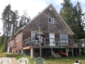 YEAR ROUND  WATERFRONT COTTAGE FOR SALE IN NAKINA, ON