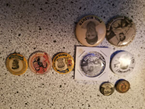 Looking for  coin collectors and button collectors