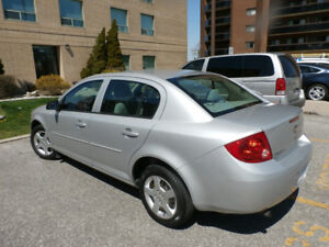 2008 Chevrolet Cobalt, Very Low Kms ( Only 87,625 Kms )