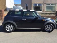 Mini Cooper hatch back 2007