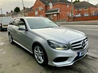 2013 Mercedes-Benz E350 3.0CDI 248bhp BlueTEC 7G-Tronic Plus AMG Sport Estate
