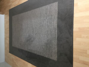 Grey Threshold Target Rug 70 X 120 inches
