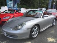 2000 Porsche 911 MK 996 carrera 4 2 door Convertible