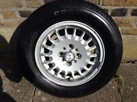 Bmw e30 wheels set of 4