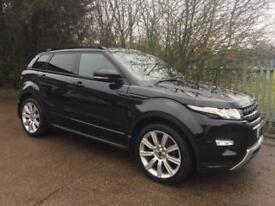 Land Rover Range Rover Evoque 2.2 SD4 Dynamic LUX Hatchback AWD 5dr - 1 Owner /