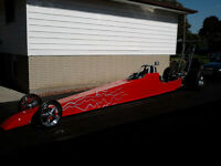 Dragster Drag Race **REDUCED** nhra