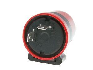 Blinkerrelais Naraku digital 2-polig LED Blinker 1-150 Watt Roller Quad Motorrad