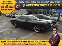 "LOANS MADE EASY - CHALLENGER - TEXT ""AUTO LOAN"" TO 519 567 3020"