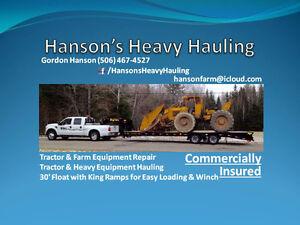 Hanson's Heavy Hauling